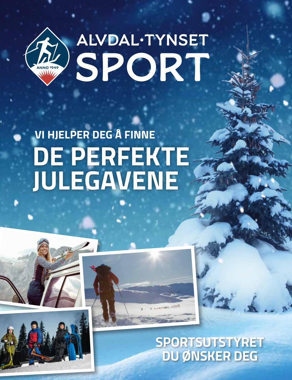 c7c22b41 Alvdal-Tynset Sport julekatalog 2018 by Stadion AS - issuu