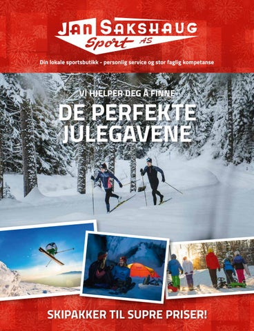 884c1006 Jan Sakshaug Sport - Julekatalog 2018 by Stadion AS - issuu
