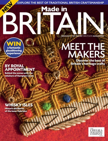 66ac620d1ebc9 Made In Britain Guide 2018 by The Chelsea Magazine Company - issuu