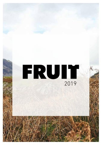 a172e6dbebfe FRUIT 2019 SE by Fruit Distribution - issuu