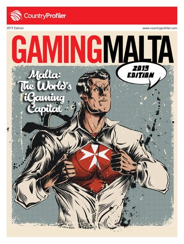 Gaming Malta 2019 by CountryProfiler - issuu