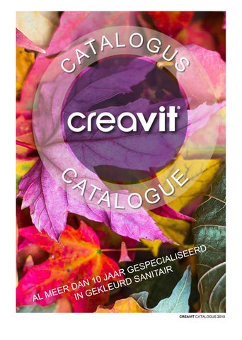 Wondrous Creavit Catalogus 2019 By Creavit Belgium Issuu Dailytribune Chair Design For Home Dailytribuneorg