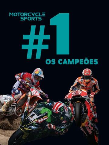 Motorcycle Sports - Edição dos Campeões #1