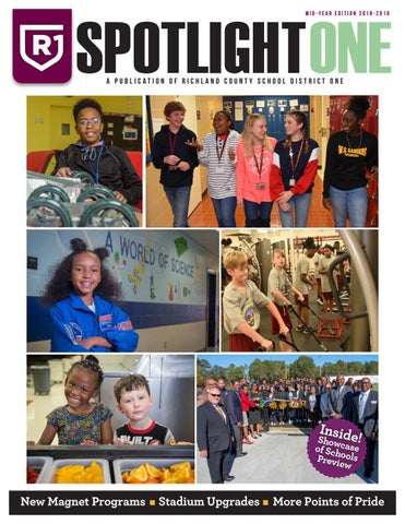 Richland County School District One Showcase of Schools by