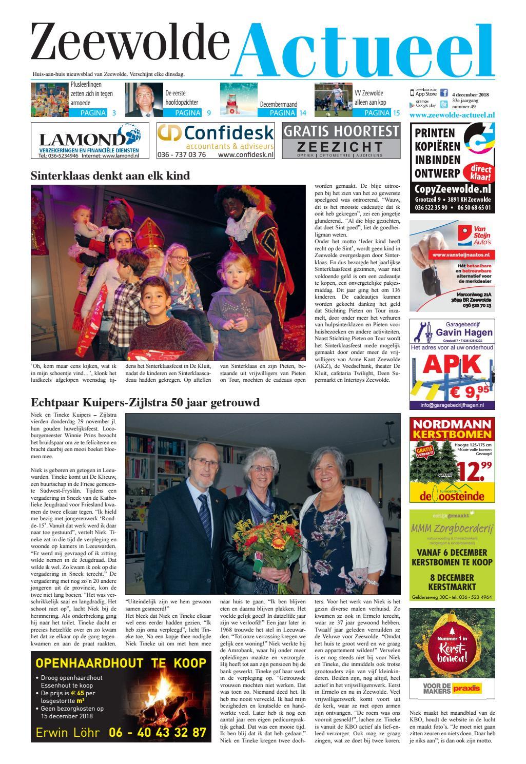 cfe22c47dd3eeb Zeewolde Actueel week 49 2018 by Zeewolde Actueel - issuu