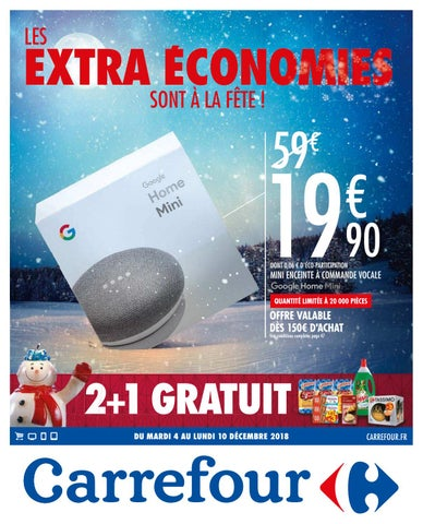 Httpcalendrier Carrefourdrivecom.Catalogue Carrefour Du 4 Au 10 Decembre 2018 By