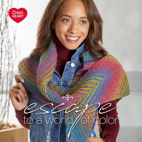 924e9ebcd Red Heart Colorscape Look Book by Red Heart Yarns - issuu