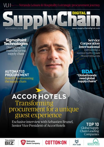 November issue of Supply Chain Digital magazine is live