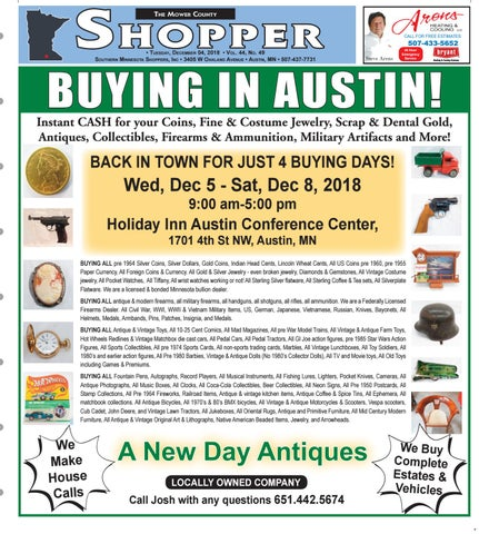 MCS 12 04 18 by Mower County Shopper - issuu