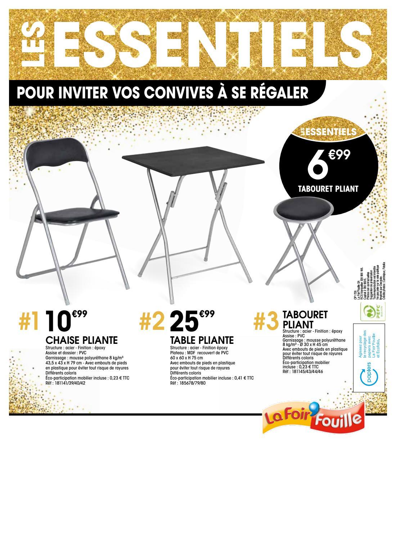 Table En Issuu La Foir'fouille FêteBy Met LqUVGSpzM