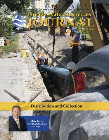 Florida Water Resources Journal - December 2018 by Florida