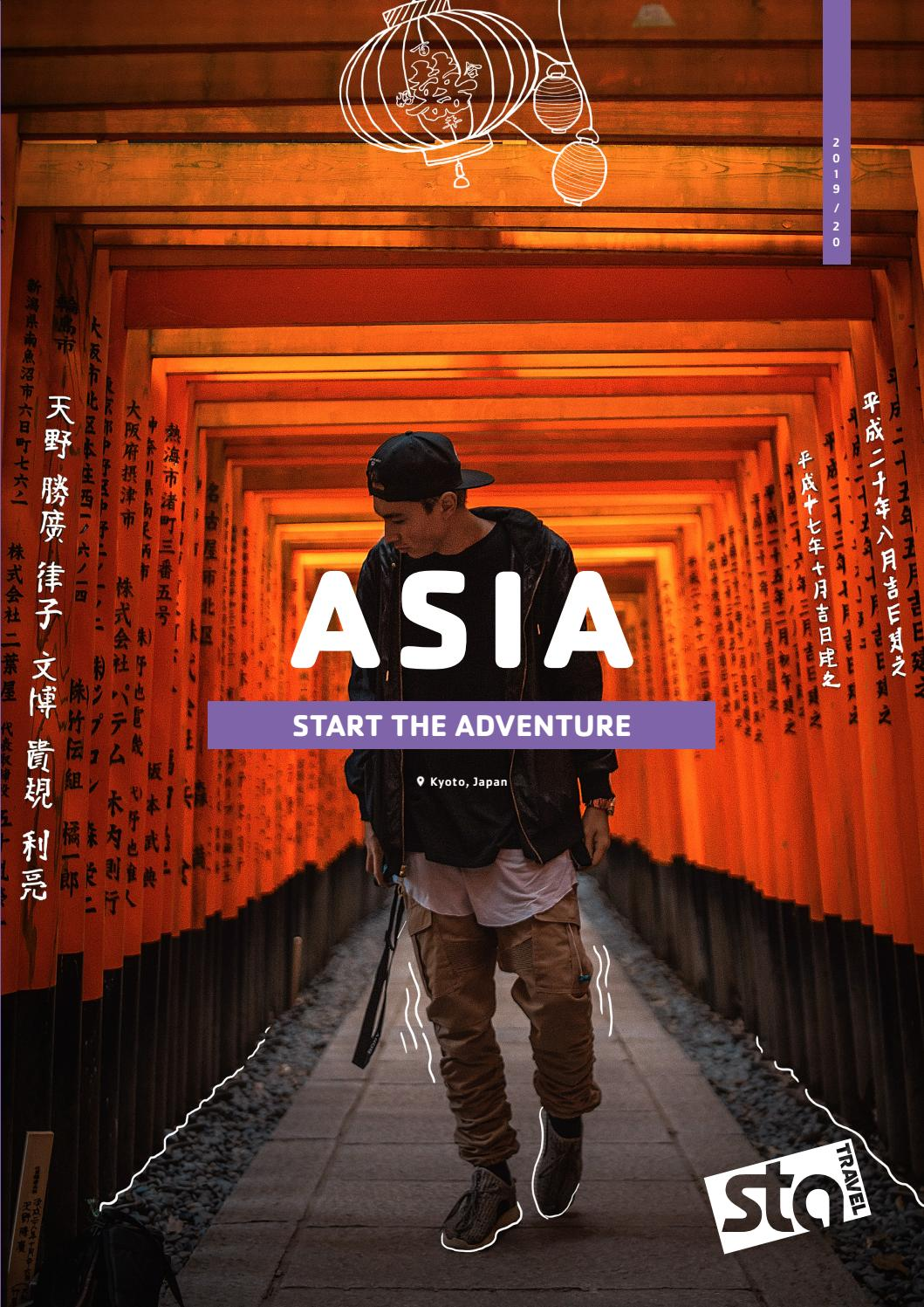 19620bde099 Asia 2019-20 AUD by STA Travel Ltd - issuu