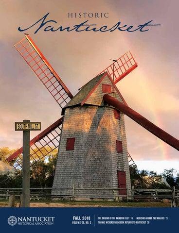 cd983c7807b91 Historic Nantucket, Fall 2018, Vol. 68, No.3 by Nantucket Historical ...