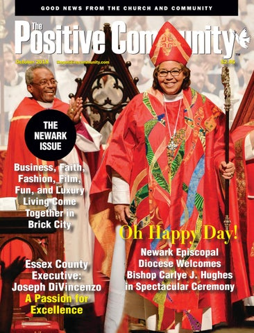 October 2018 - The Newark Issue by The Positive Community - issuu