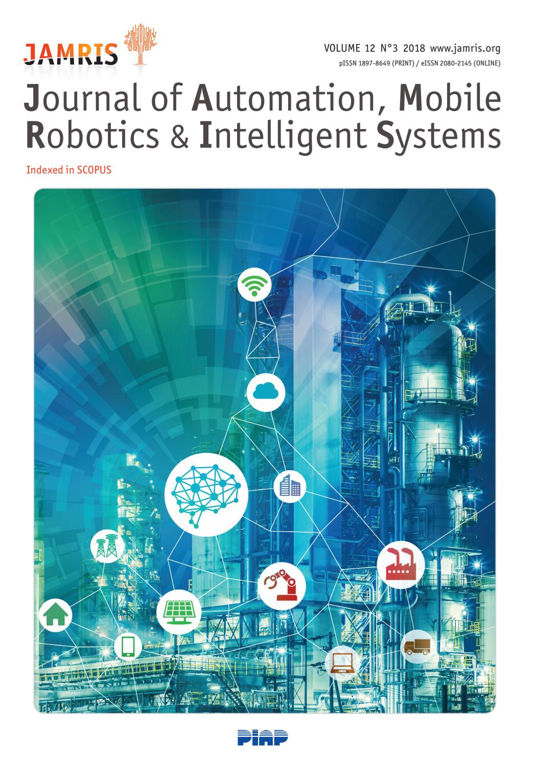 Journal of Automation, Mobile Robotics and Intelligent