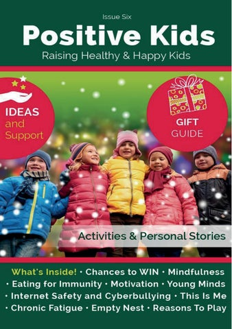 Positive Kids Magazine Issue 6 By Positive Kids Issuu