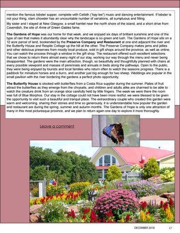 Page 17 of Home Gardening with Barbara: Prince Edward Island