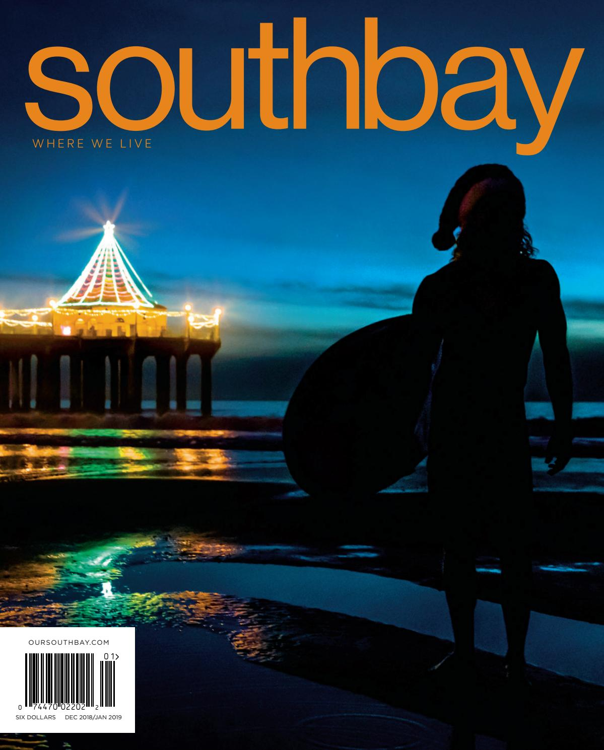 Southbay December 2018January 2019 by Moon Tide Media issuu