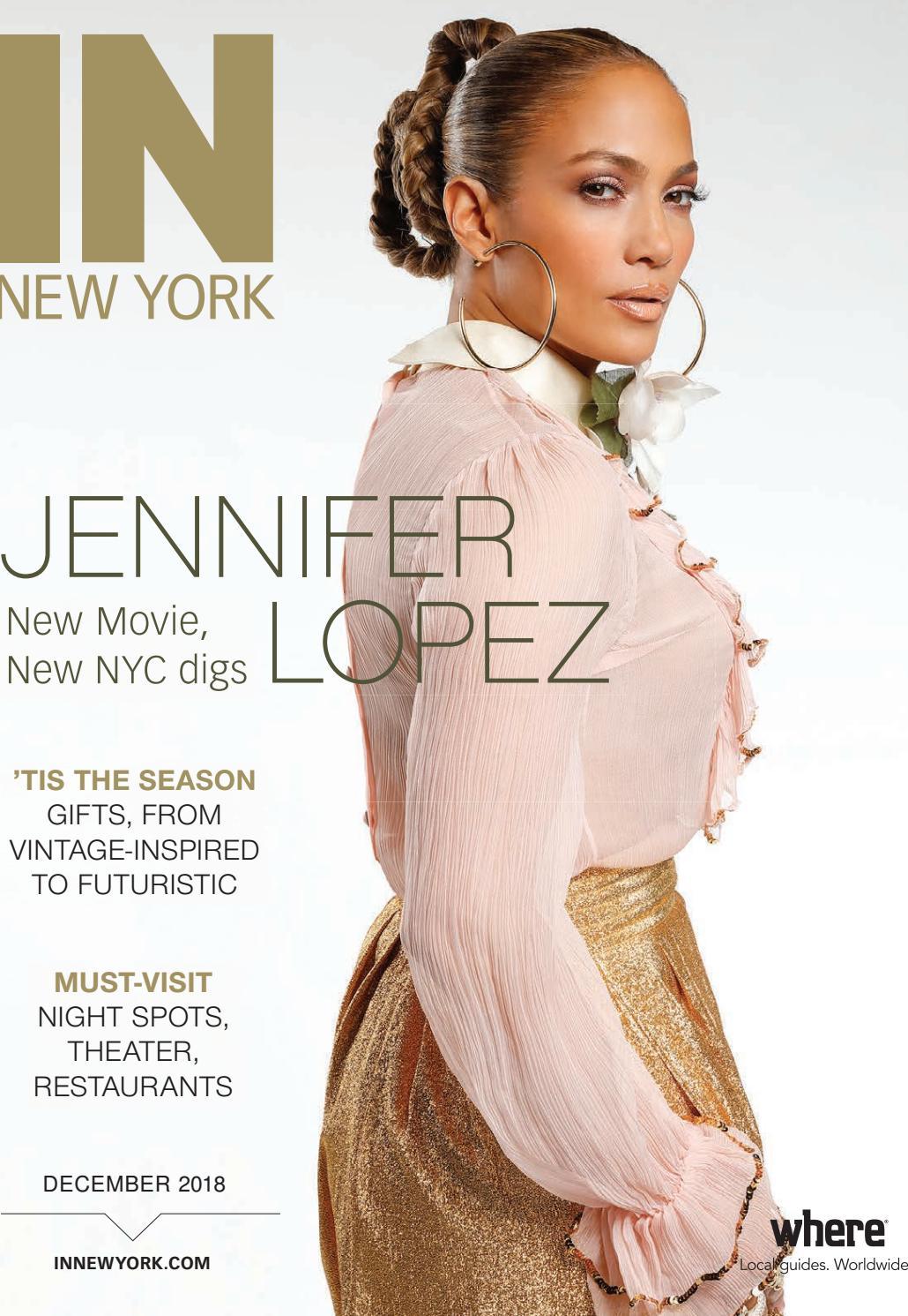 IN New York - December 2018 by IN New York - issuu