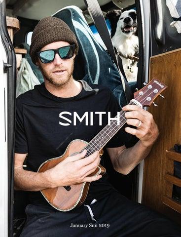 12466d8b891 2019 SMITH JANUARY SUNGLASS CATALOG by Smith - issuu
