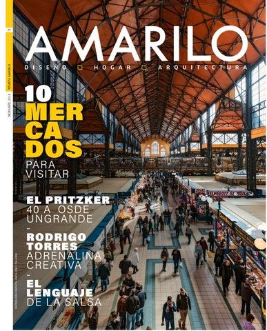 Amarilo Central Issuu Agencia Revista Ed59 By Editorial wikuTlOZPX
