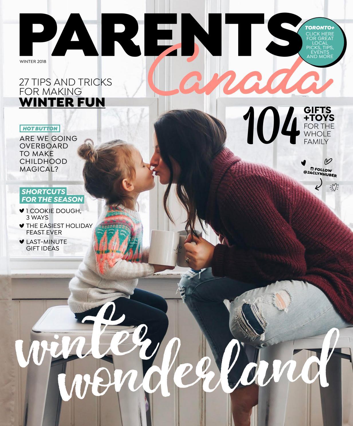 f5af1c9b57 Parents Canada - Winter Wonderland by ParentsCanada - issuu