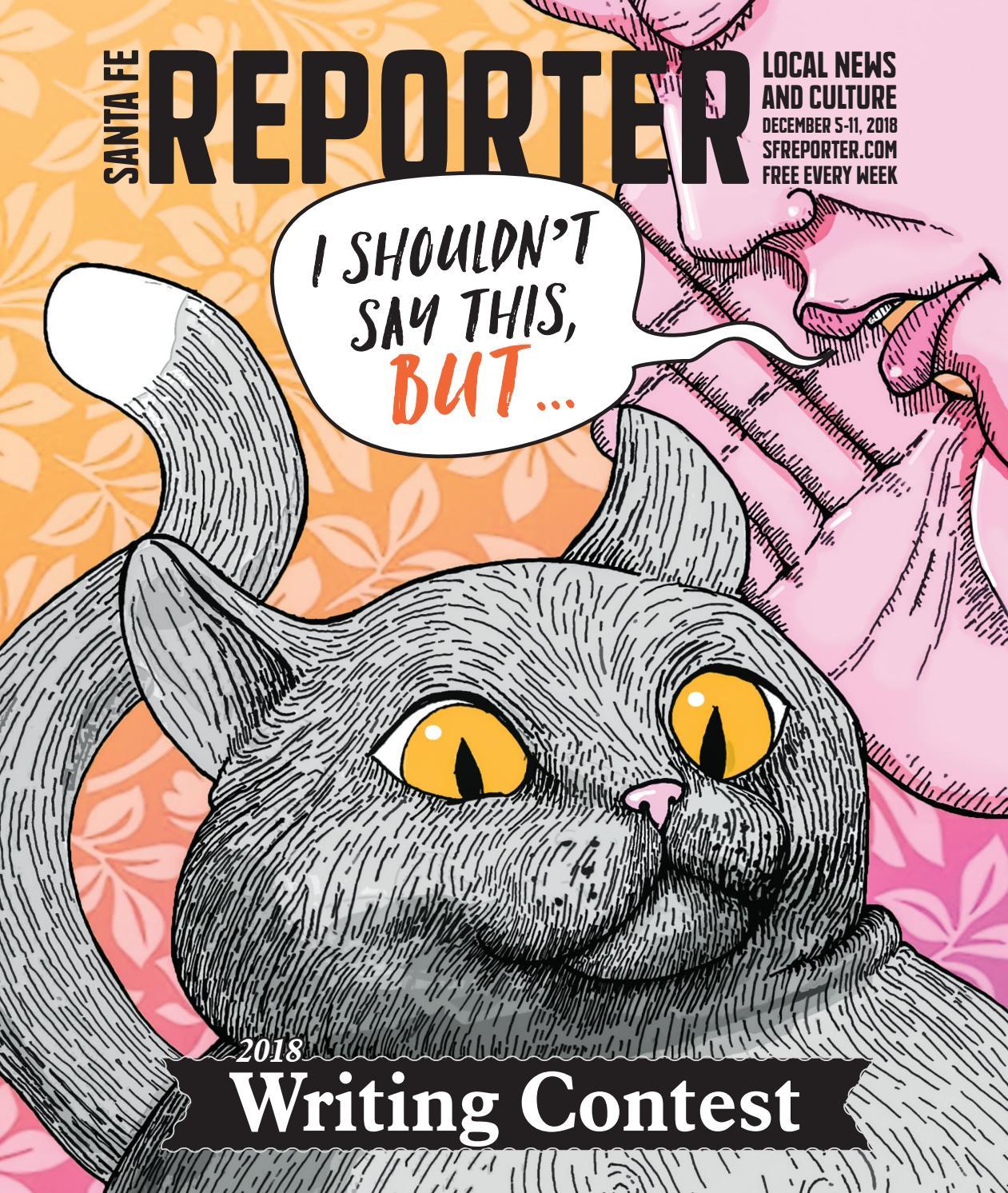 December 5, 2018: Santa Fe Reporter by Santa Fe Reporter - issuu