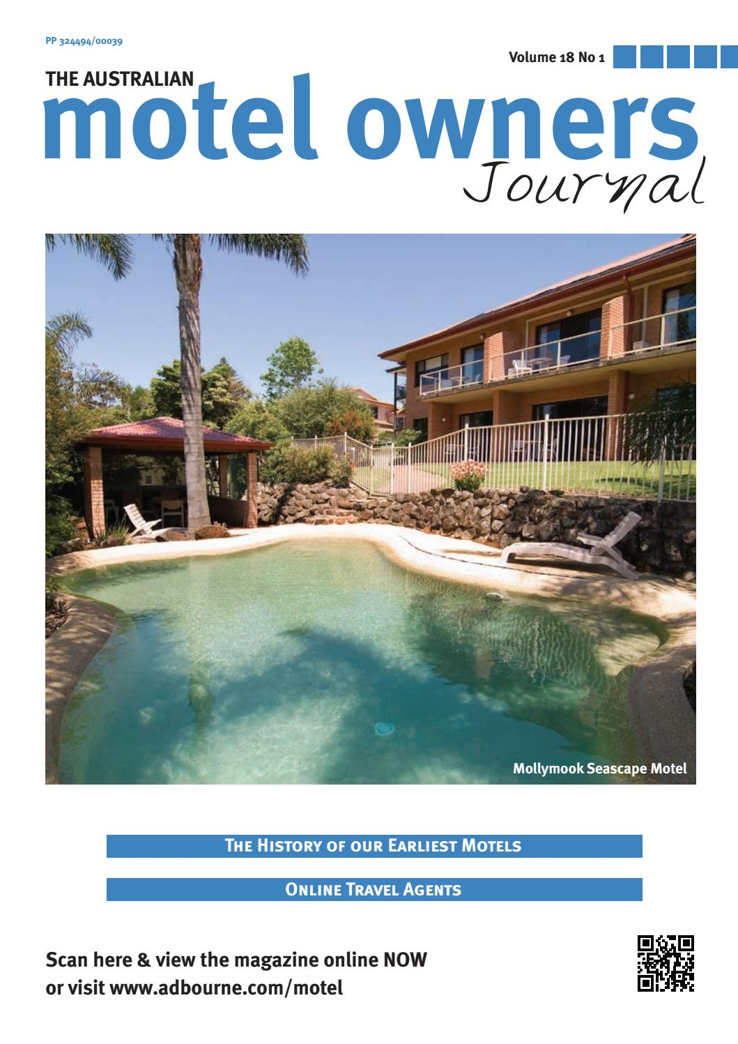 130b3d0ef0 Motel Owners Journal Volume 18 by Adbourne Publishing - issuu