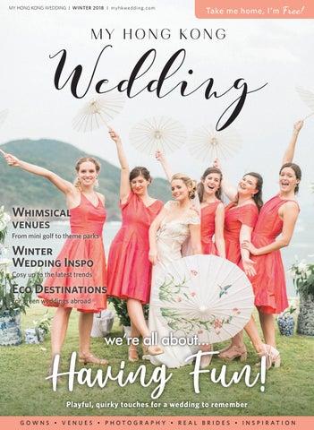 7ac51539fda My Hong Kong Wedding December 2018 by Liv Media Limited - issuu