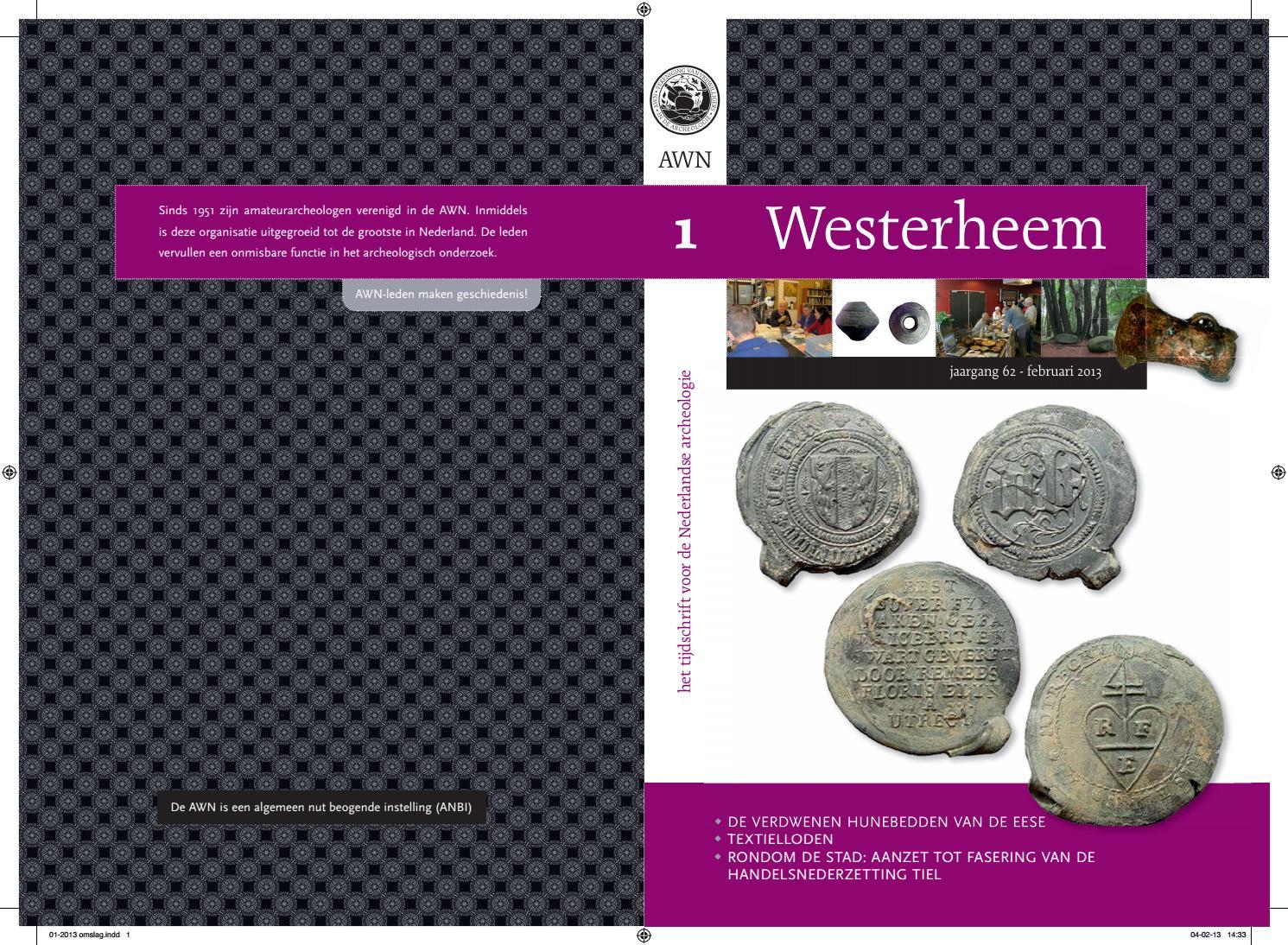 0a05dc3200b 2013 by AWN Magazine/Westerheem - issuu