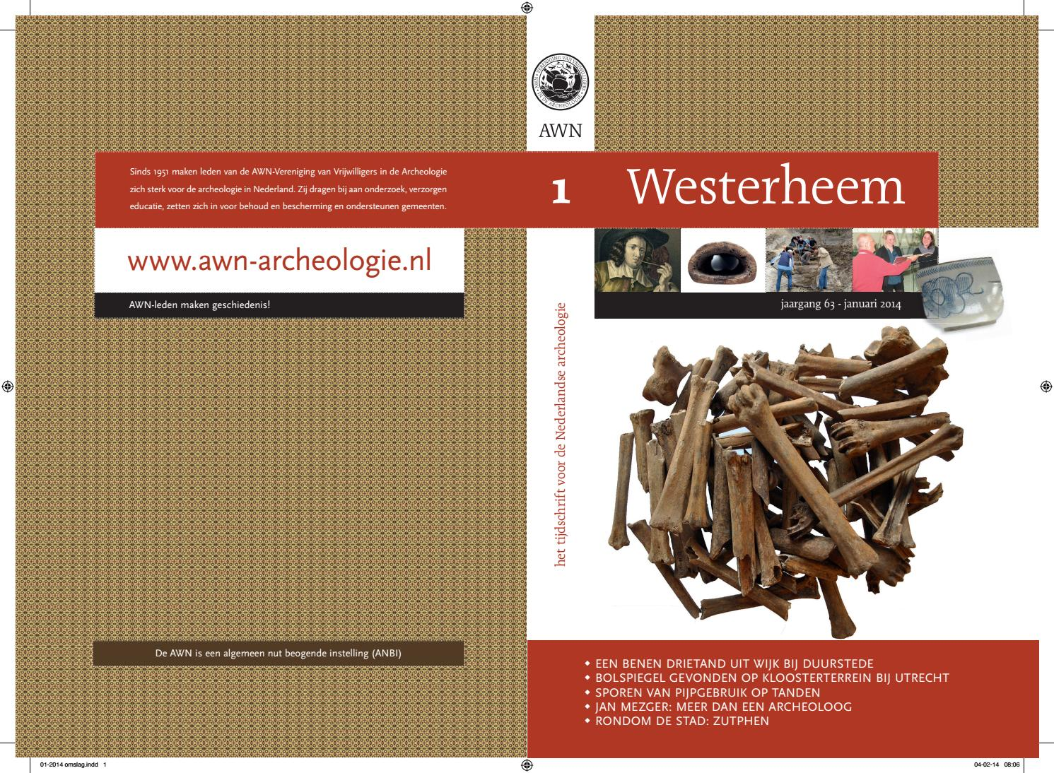 3c19229eb47 2014 by AWN Magazine/Westerheem - issuu