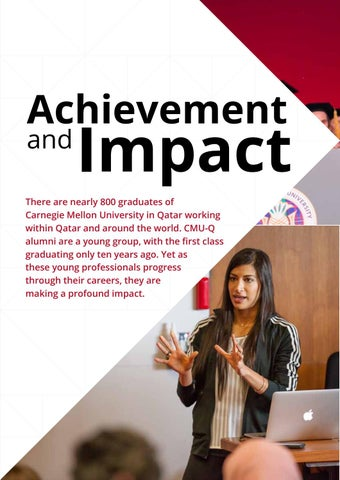 Page 12 of Achievement and Impact