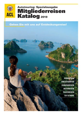 ACL-Mitgliederreisen-Katalog 2019 by ACL - issuu