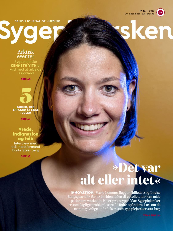 cee5e732 Sygeplejersken № 14, 2018 by Sygeplejersken - issuu