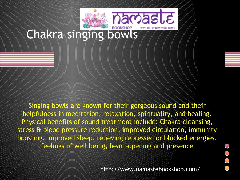 chakra singing bowls by namastebook - issuu