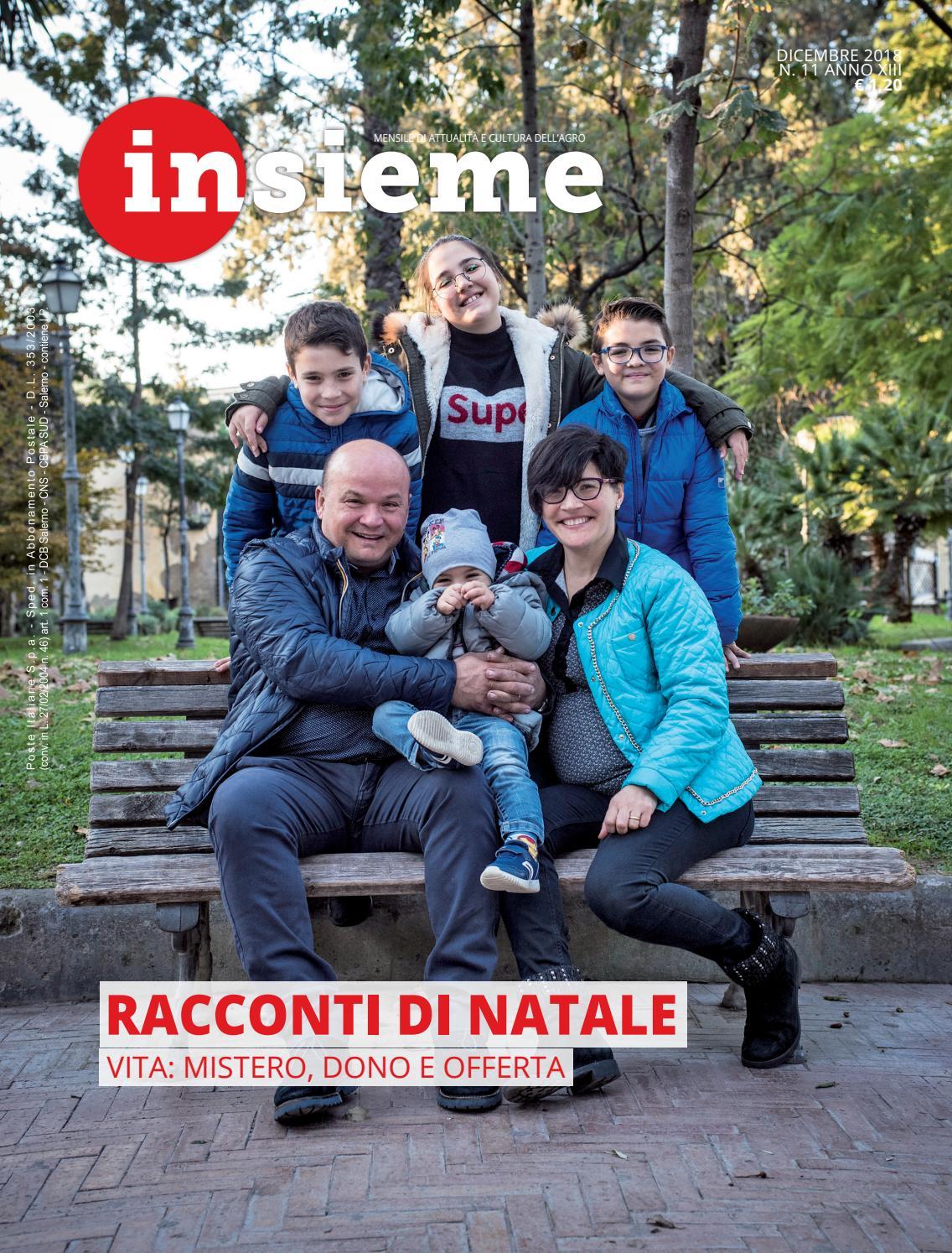 Cucina Della Mamma Nocera Inferiore insieme - dicembre 2018 by diocesi nocera inferiore-sarno