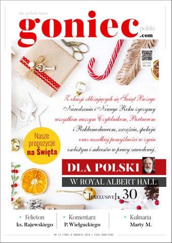 09724a61f Goniec_708 by Goniec Polski - issuu