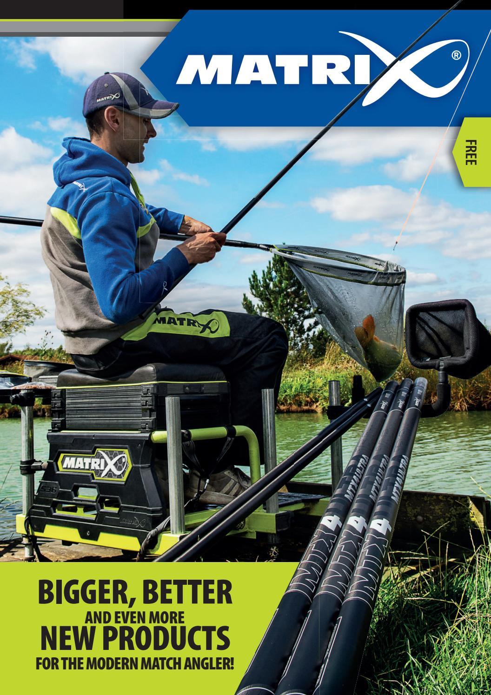 Matrix Horizon XC Class 3.8m Feeder Rod *Brand New 2018* Free Delivery