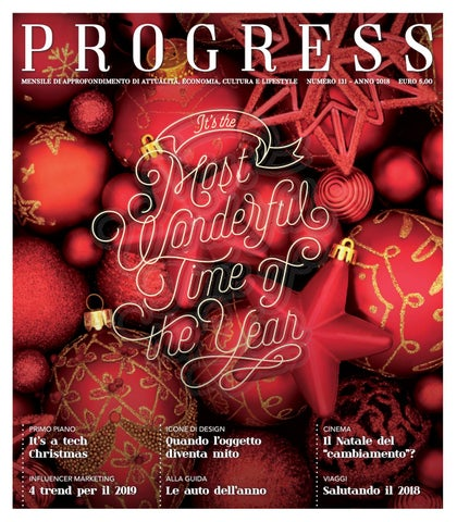Progress dicembre 2018 by Progress Redazione - issuu 45ebfbc9cf90