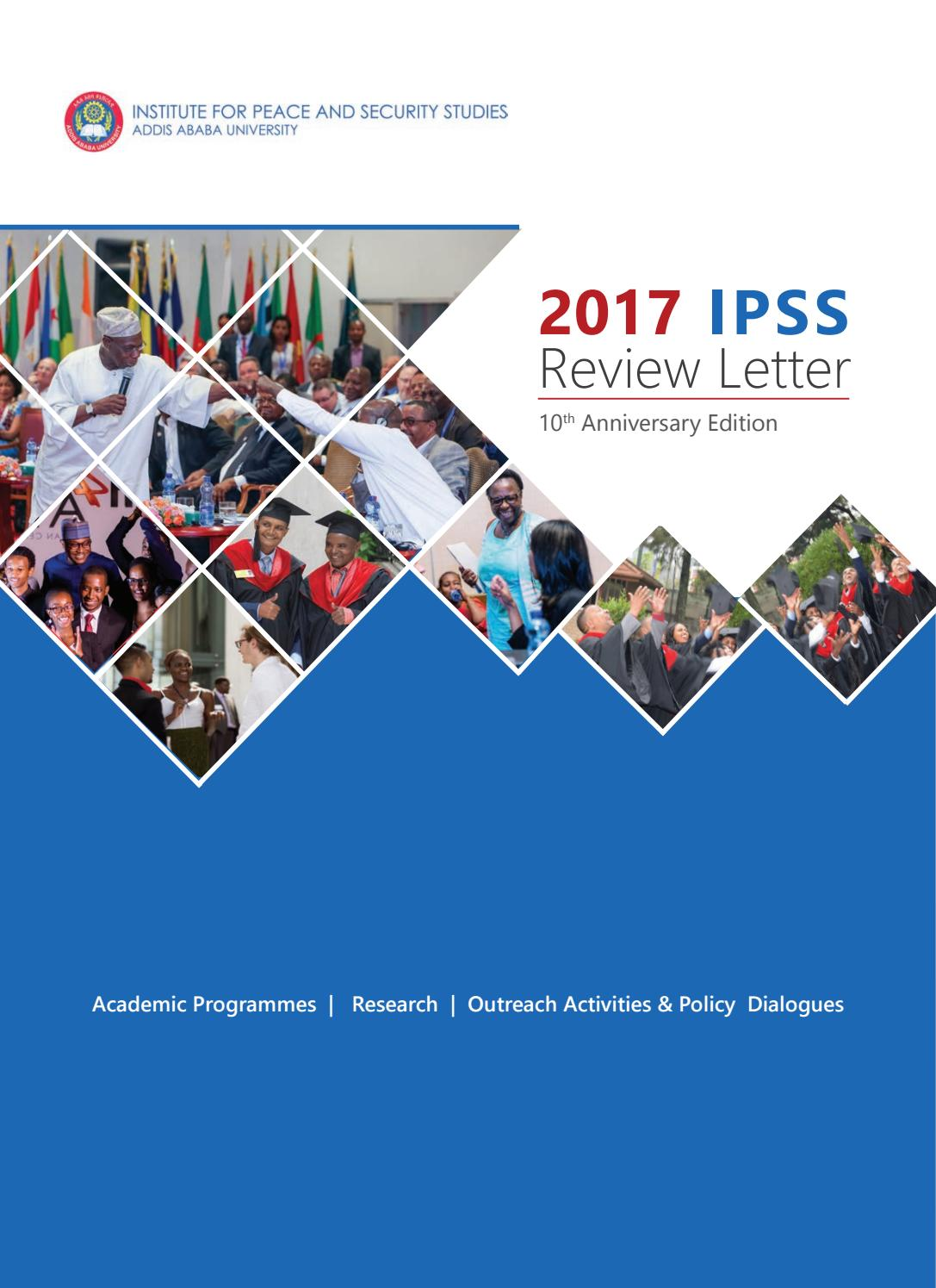 2017 IPSS Review Letter by ipss-addis - issuu