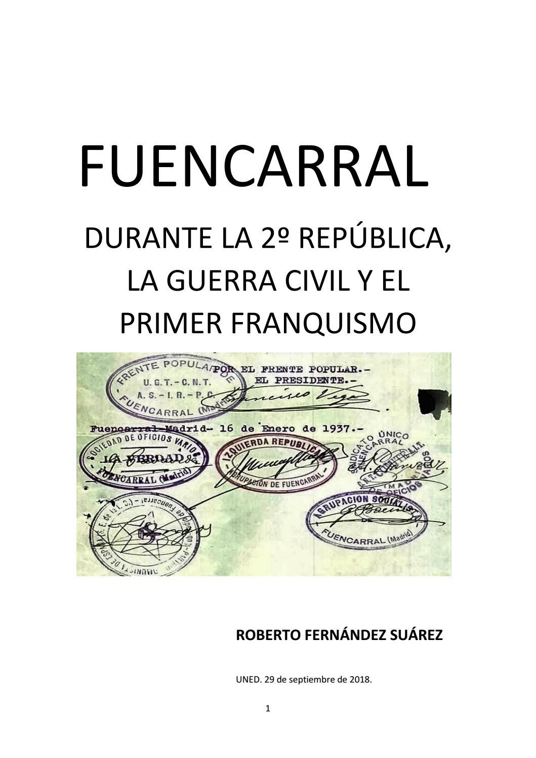 Franquismo Civil Primer La Guerra Cultura El Sierra By Y Issuu lKJ1Fc