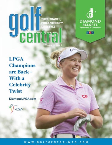 Golf Central Magazine Vol 19 Issue 6 By Shannon Coates Issuu