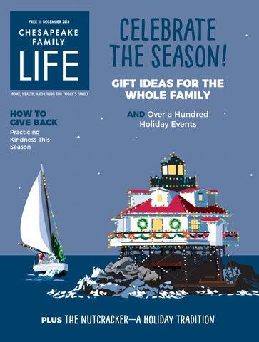 7b9b070ba Chesapeake Family Life Magazine December 2018 by Chesapeake Family ...