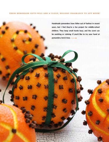 Page 31 of Try Your Hand at Orange Pomanders