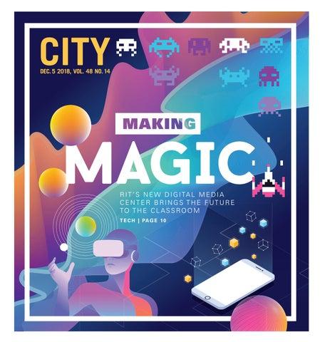 City Newspaper December 5 2018 By Rochester City Newspaper