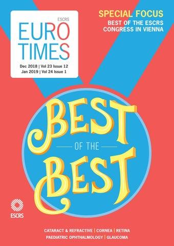EuroTimes Vol 23 Issue 12 Dec 2018   Vol 24 Issue 1 Jan 2019 by