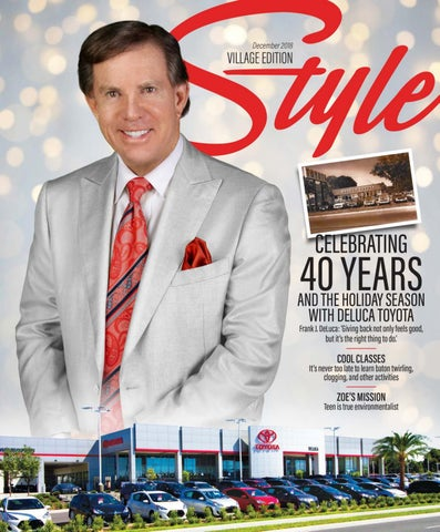 e87295687d6 STYLE Magazine, Village Edition, December 2018 by Akers Media Group ...