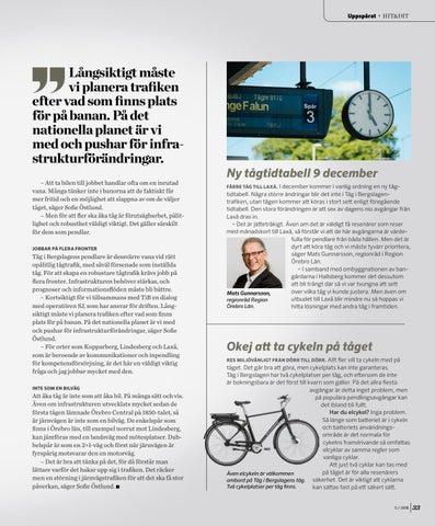Page 33 of Tågstrategen Sofie Östlund