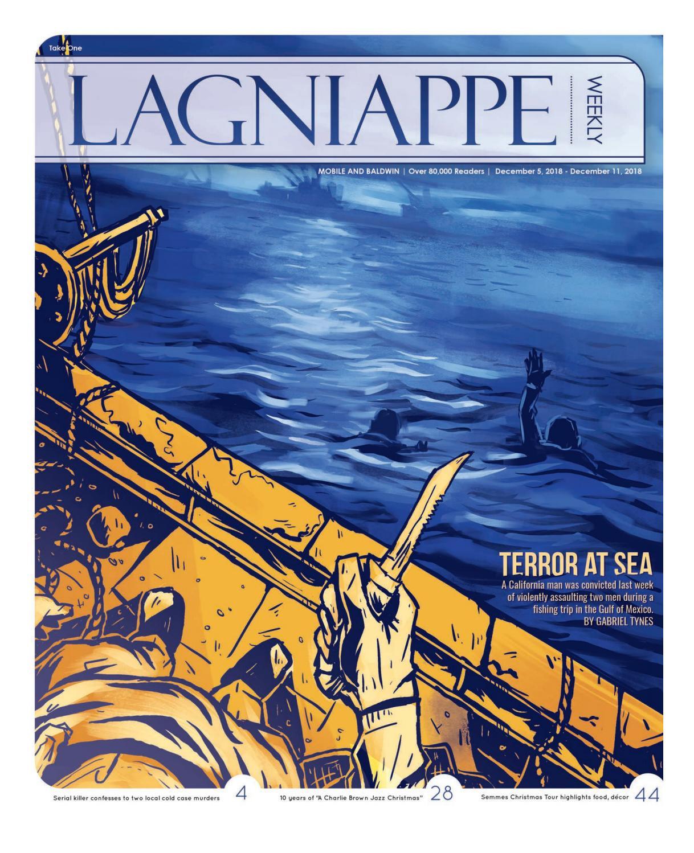 Lagniappe: December 5 - 11, 2018 by Lagniappe - issuu