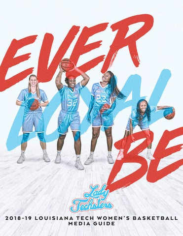 babfb1dc3 2018- 19 Louisiana Tech Women s Basketball Media Guide by Louisiana ...